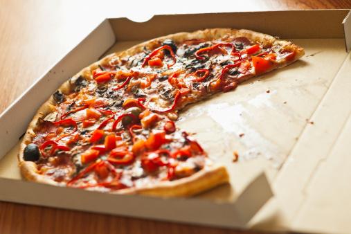 pizza cartone