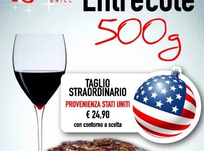 Entrecote-Roadhouse Grill