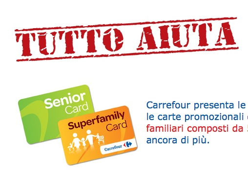 carrefour iva card