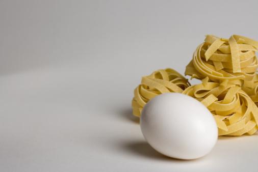 uova pasta