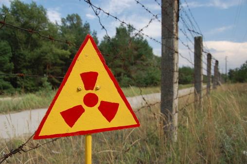 Chernobyl radioattività