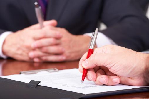 contratto firma