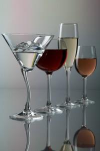 alcolici coppe flute