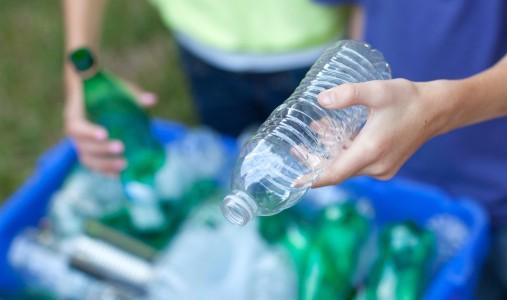plastica riciclaggio