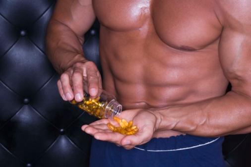 integratori sportivo muscoli