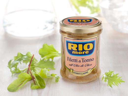filetti di tonno Rio Mare