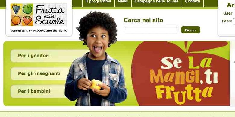 progetto frutta scuole2