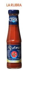 salsa rubra cirio