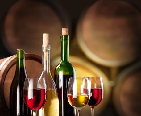 vini rossi bianchi botti