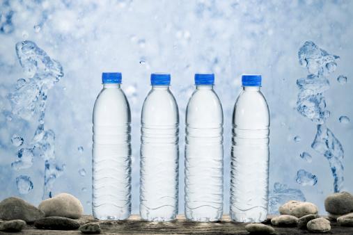 acqua bottiglie
