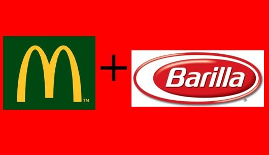 mcdonalds+barilla