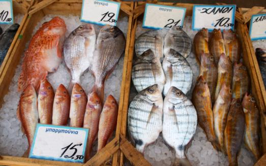 pesce pescheria