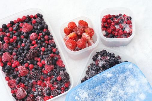 frutti di bosco frutta