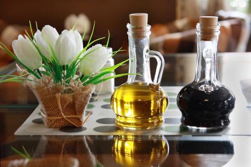 oliera olio ristorante