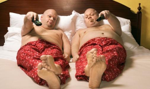 obesità genetica gemelli