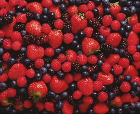 frutti bosco misti