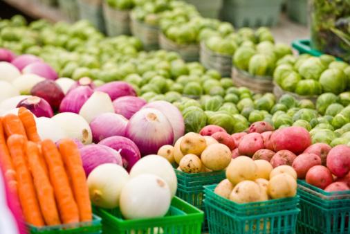 verdura supermercato