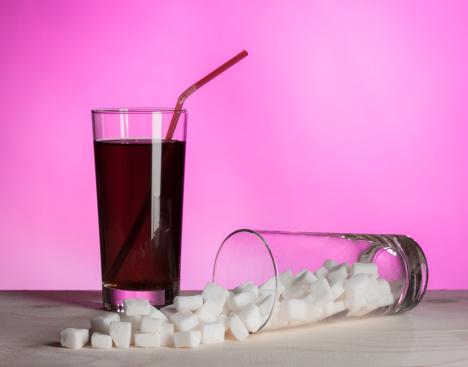 zucchero, bevande analcoliche