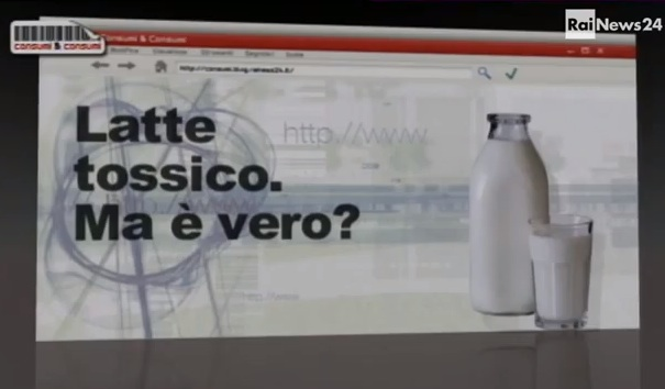 video latte aflatossine