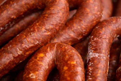 salsicce maiale carne