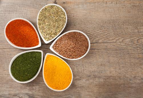 aromi spezie coloranti