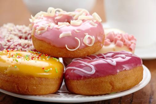 ciambelle donut dolci
