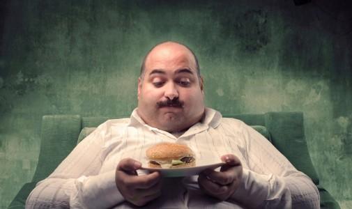 obesita sovrappeso hamburger junk food 106541056