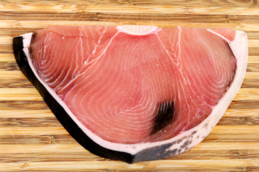pesce filetti squalo mako smeriglio