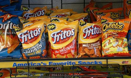 Frito Lay Snacks