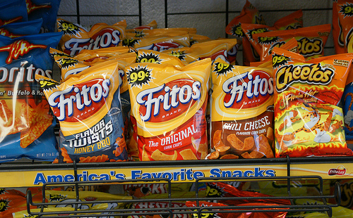Frito Lay Snacks