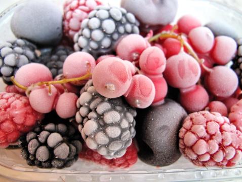 frutti di bosco surgelat