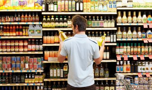 etichetta glutine cibo
