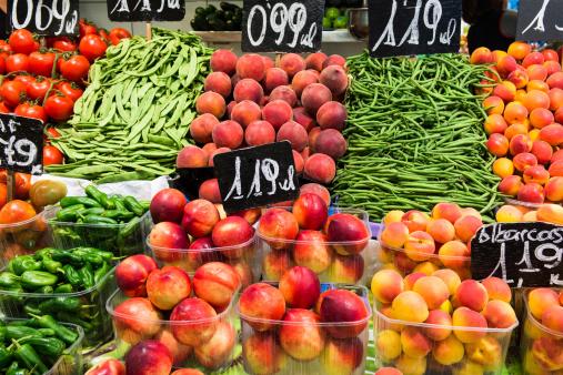frutta e verdura dieta quotidiana 452465123 prezzi mercato supermercato