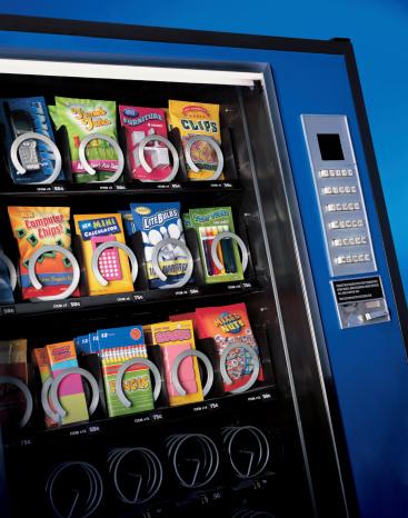 distributori automatici di alimenti