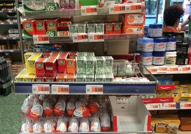 casse supermercati