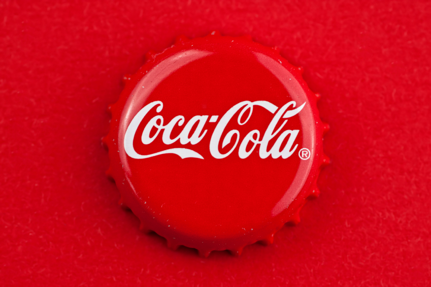 Coca cola bottle cap