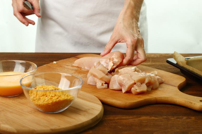 pollo cucinare sicurezza alimentare