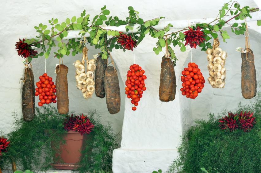 gli italiani e il cibo