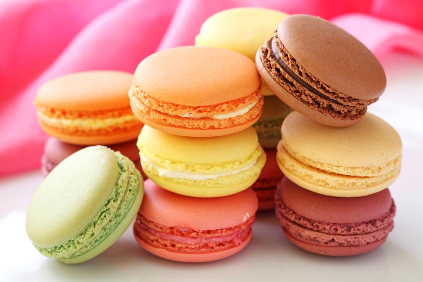 macarons dolci iStock_000014222366_Small