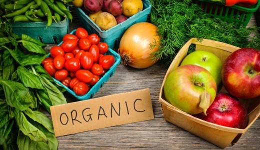 organic market frutta verdura