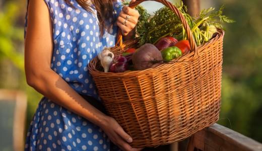 frutta verdura cinque porzioni bio iStock_000027787314_Small