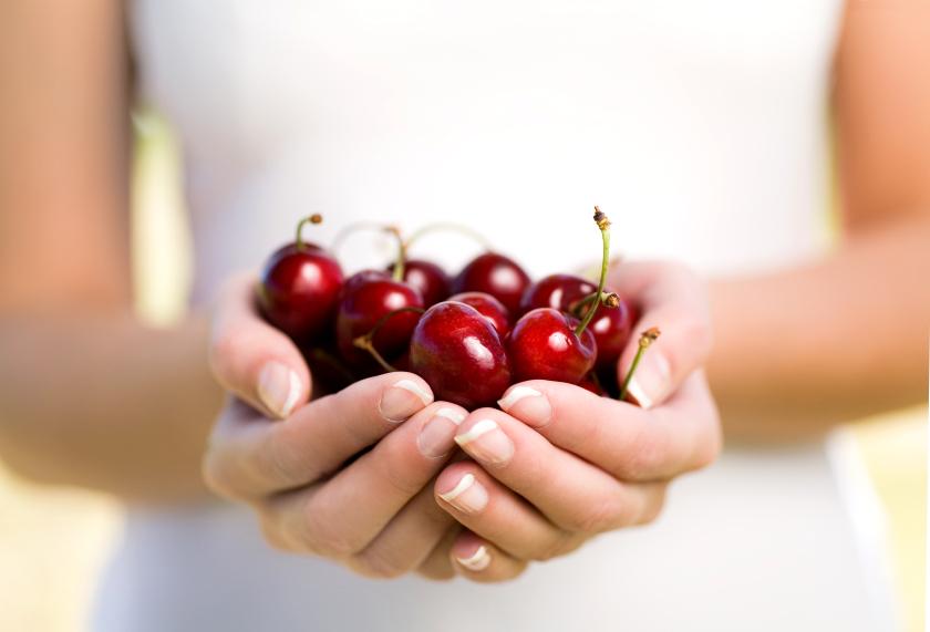 ciliegie frutta