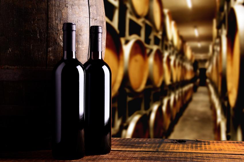 red wine reclamo Chianti