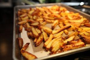acrilammide patatine fritte
