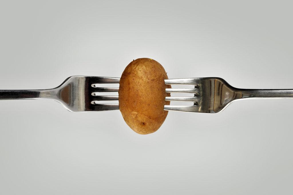 conflitto interessi , patata
