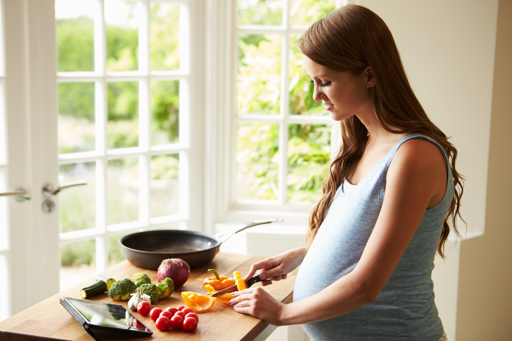 dieta per le donne in gravidanza