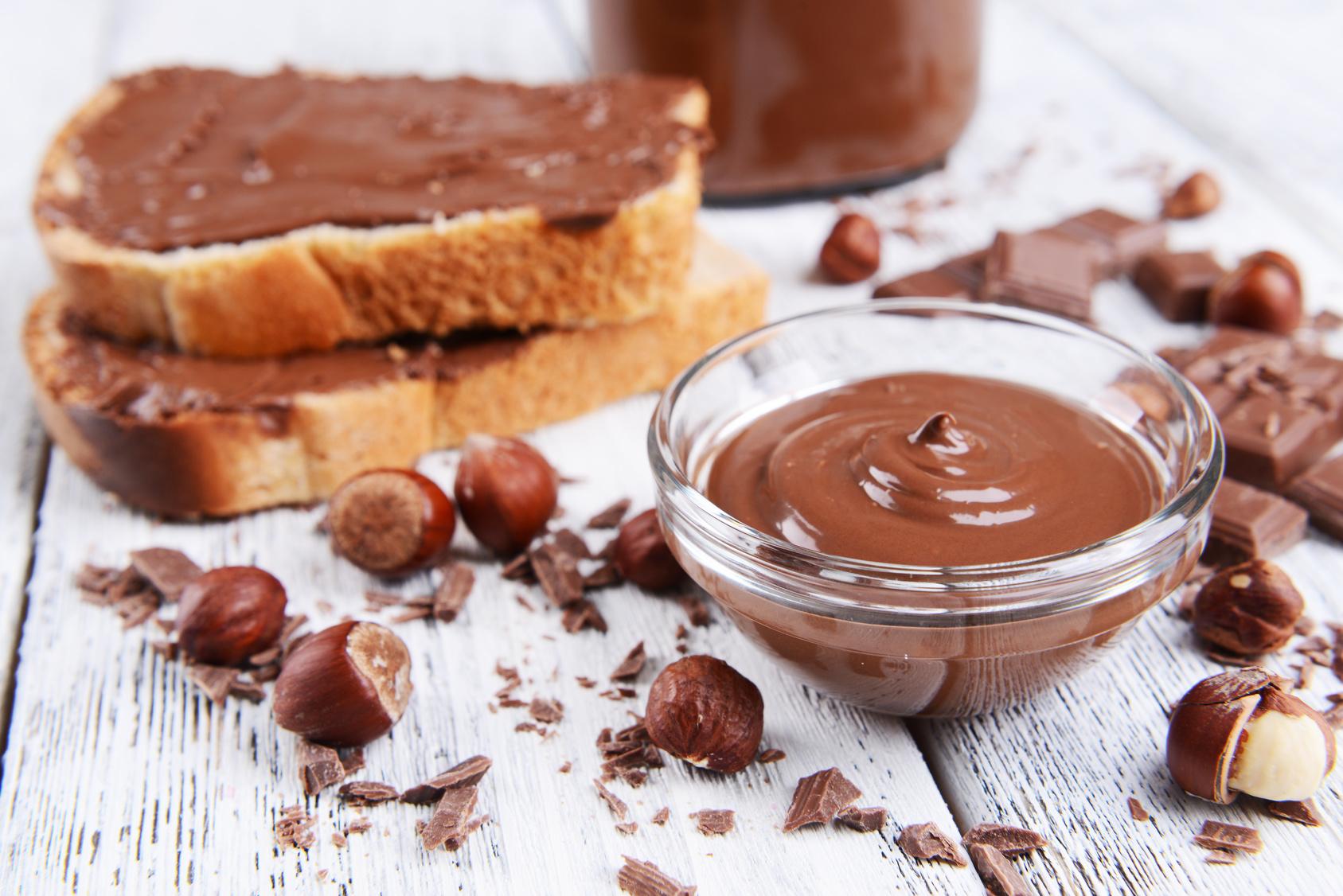 nutella cioccolato