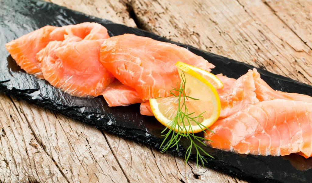 salmone affumicato listeria