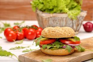 Vegetariani panino