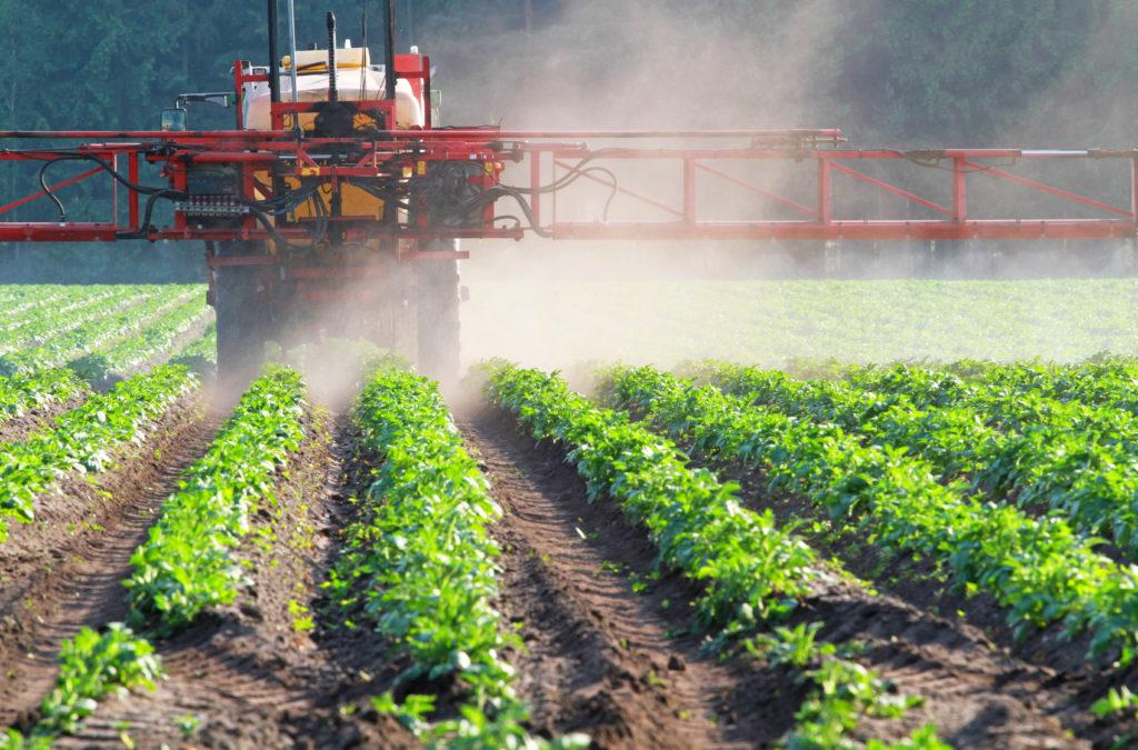 erbicida glifosato pesticidi erbicidi campi agricoltura